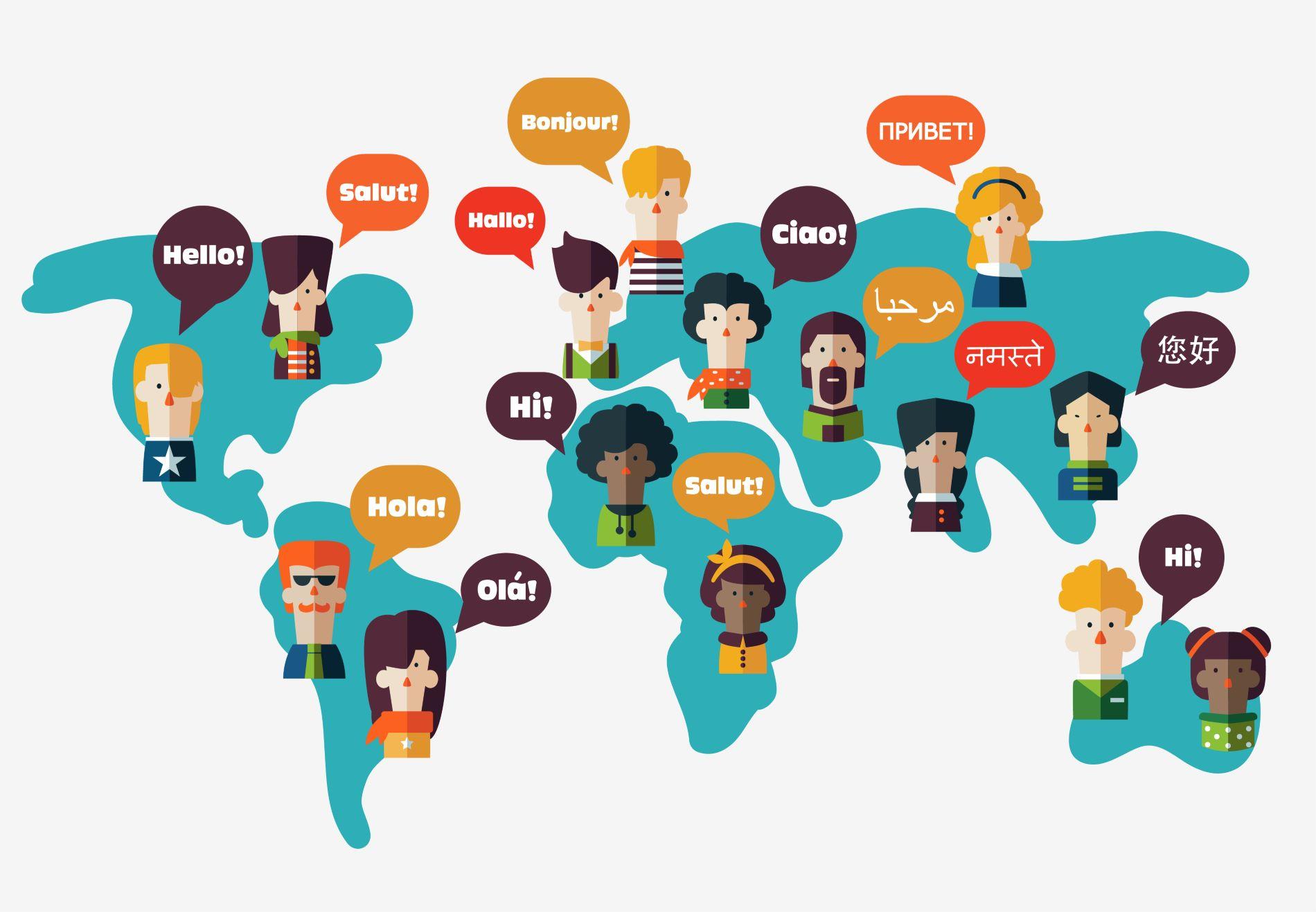 Alla Francese Posizione le 25 lingue più parlate al mondo【classifica ufficiale】