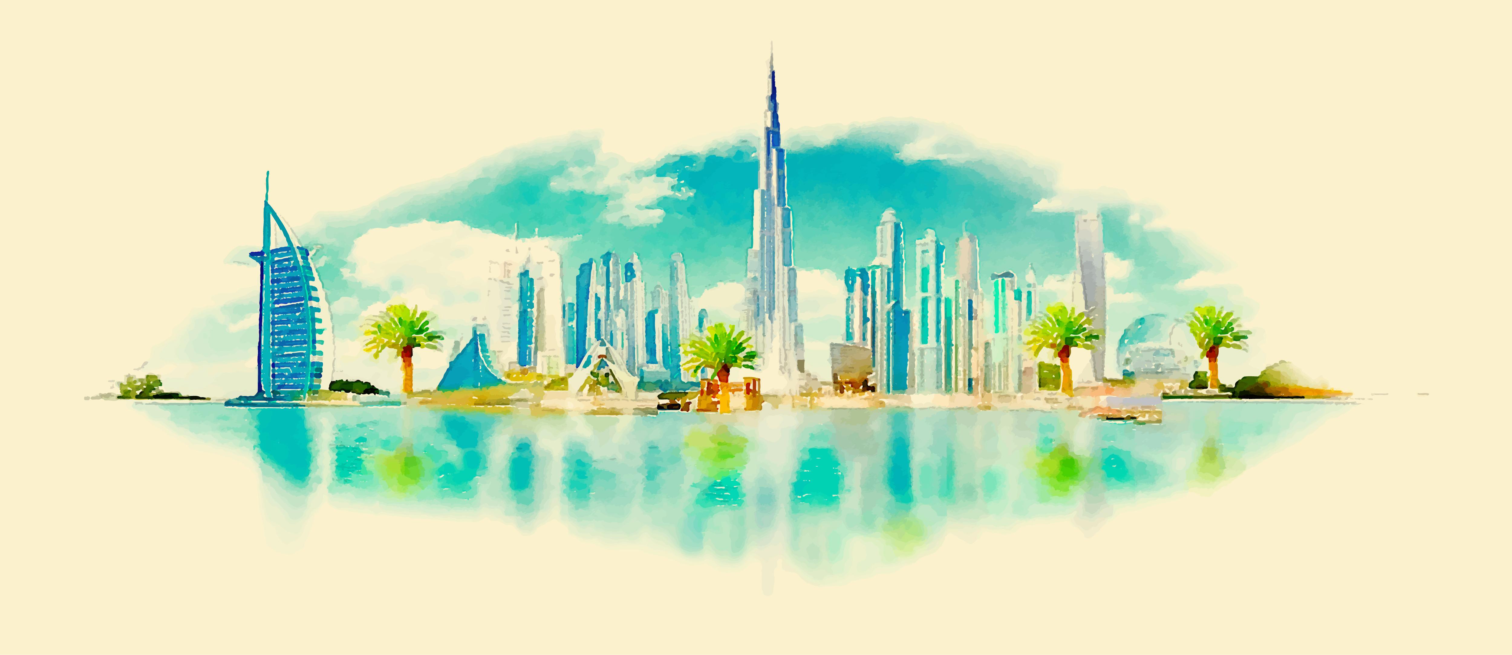 NUOVA VITA A DUBAI