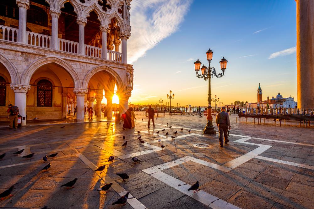 come girare venezia