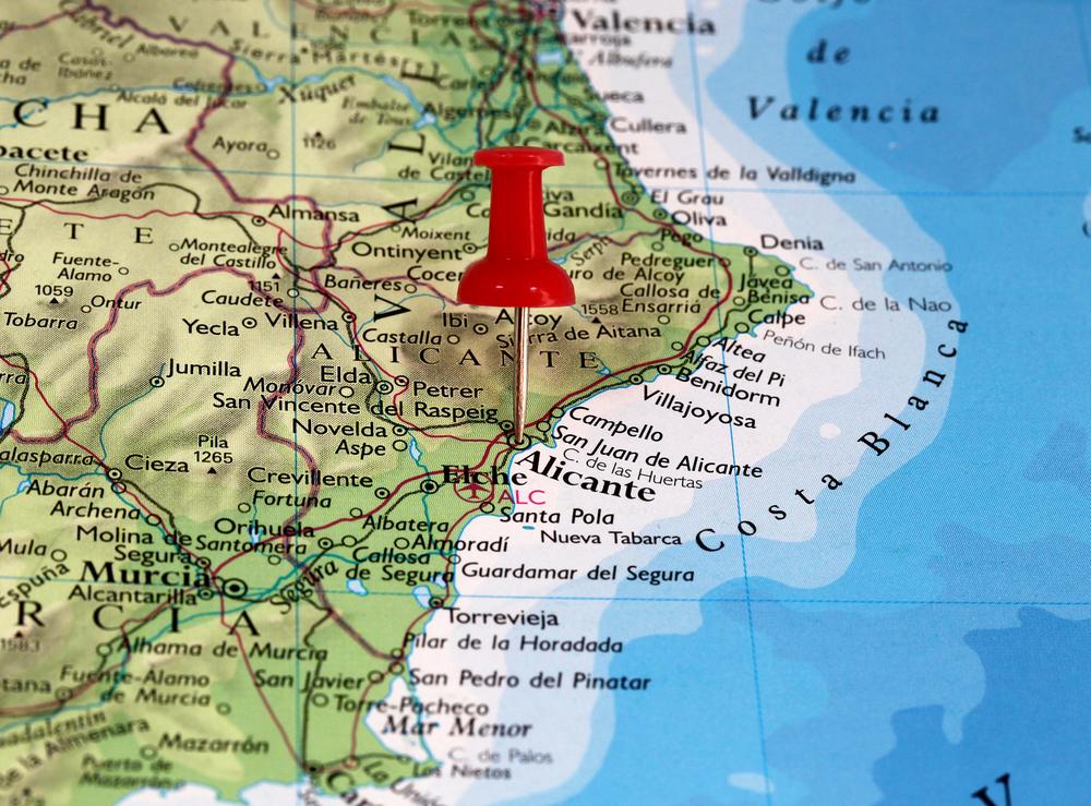 Cartina Alicante Spagna.Fare Impresa Ed Aprire Un Attivita Ad Alicante Guida