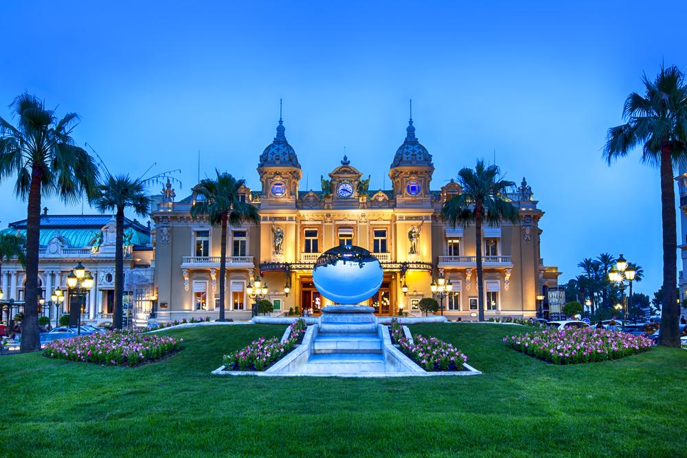 Grand Casino Monte Carlo, Monaco