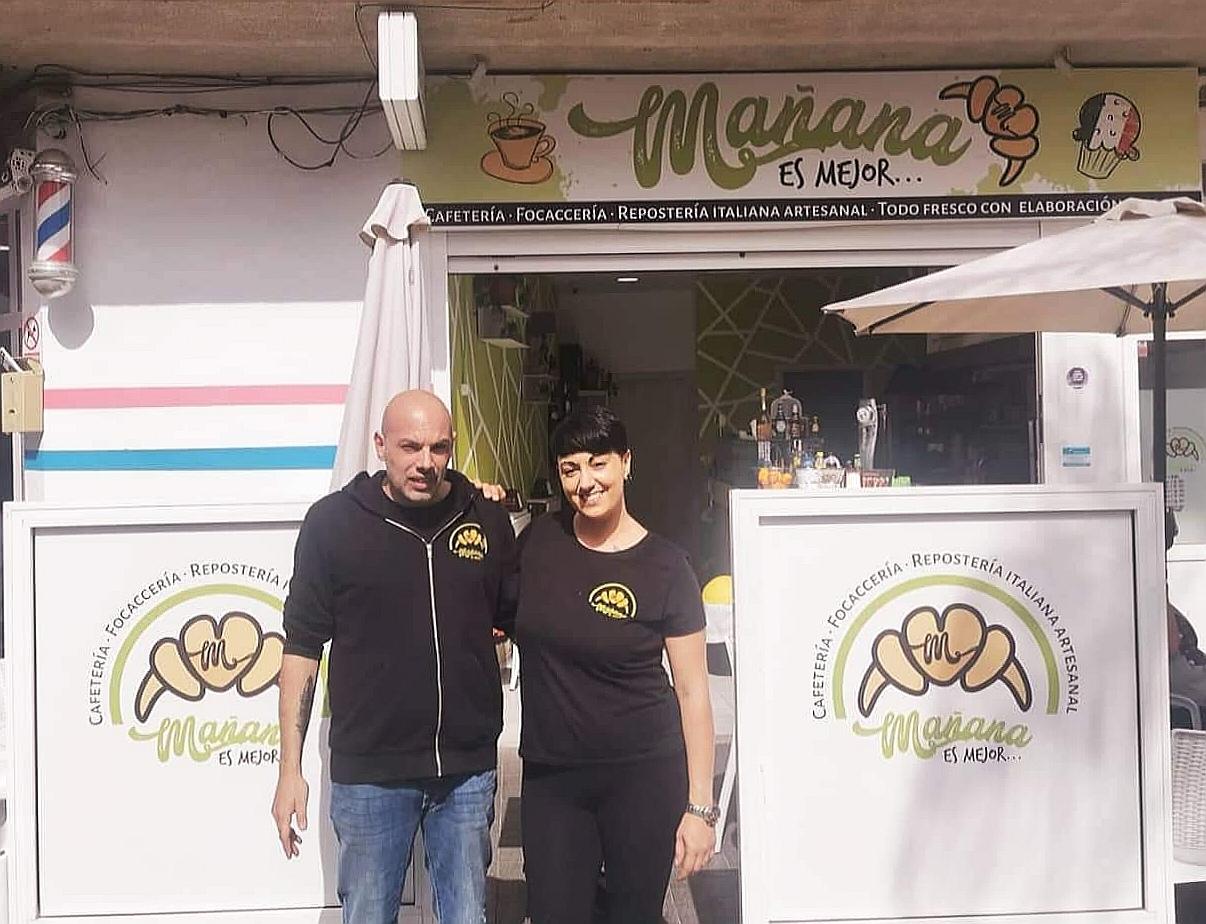Gianluca e Chiara: la nostra nuova vita a Fuerteventura