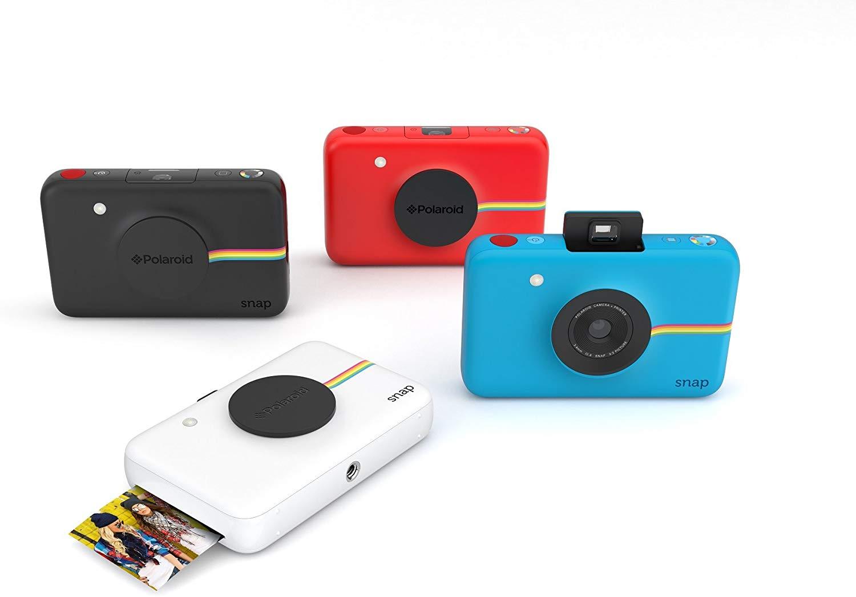 Fotocamera istantanea Polaroid - regalo per viaggiatori e viaggiatrici