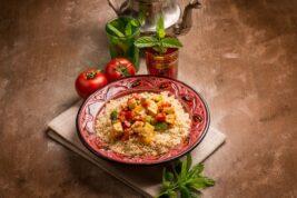 Marocco: ricetta del cous cous di pollo e verdure