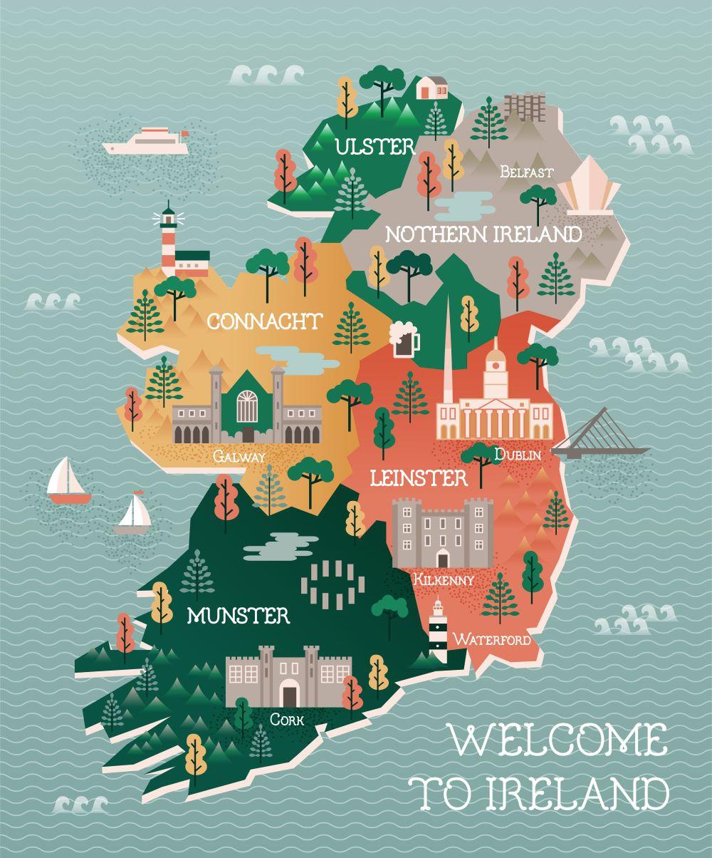 LAVORO IRLANDA