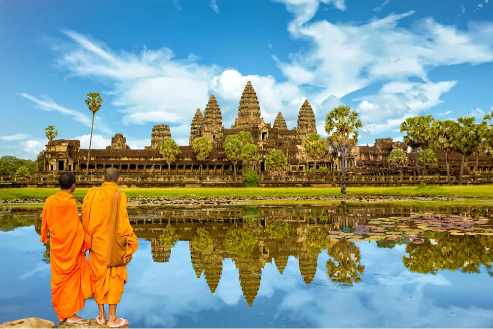 Angkor Wat - viaggio spirituale in Cambogia