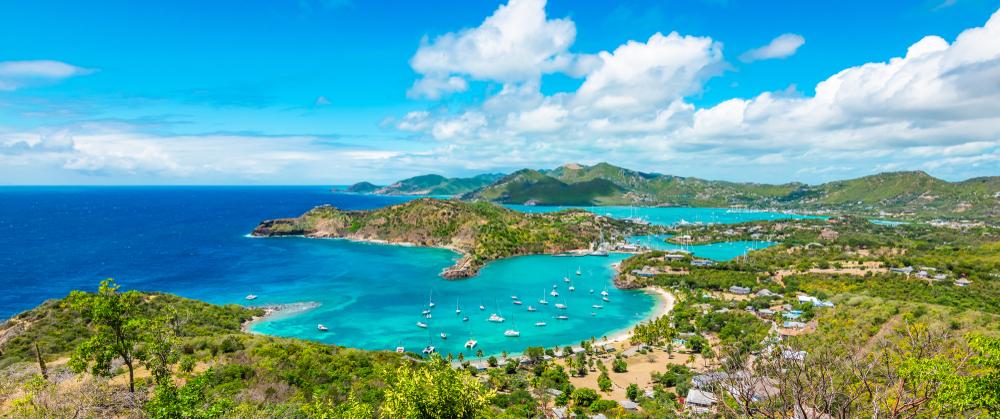 antigua - vivere ai caraibi
