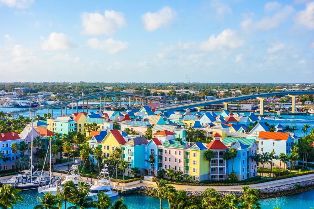 Nassau, BAHAMAS - vivere ai caraibi