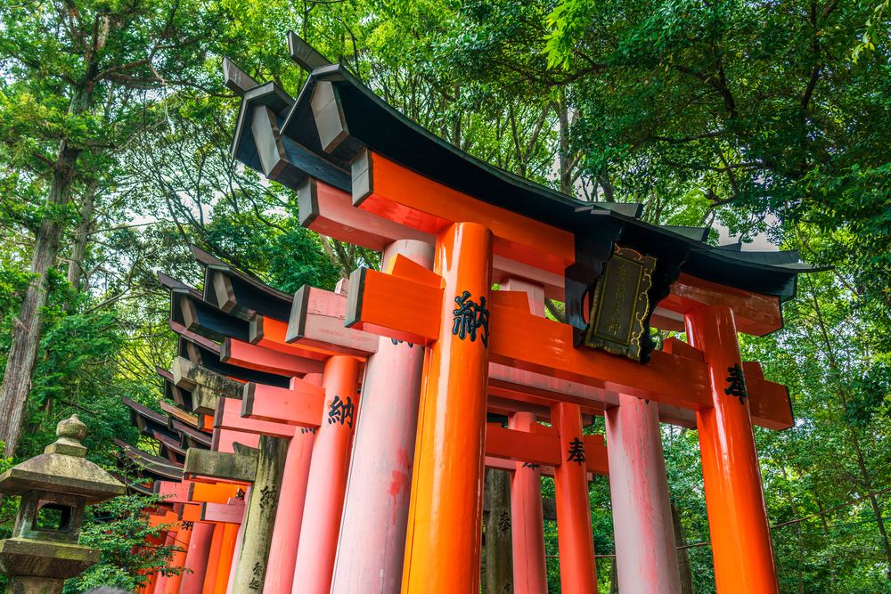 Fushimi Inari-taisha a Kyoto - viaggio spirituale in Giappone