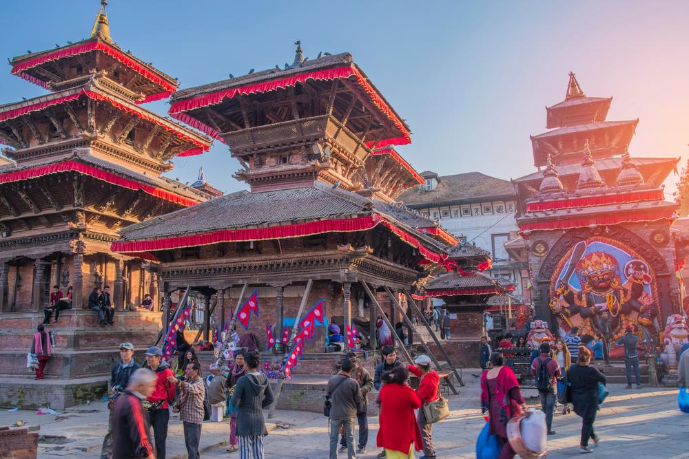 Katmandu - viaggio spirituale in Nepal