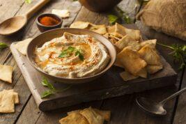 Libano: ricetta dell'hummus di ceci