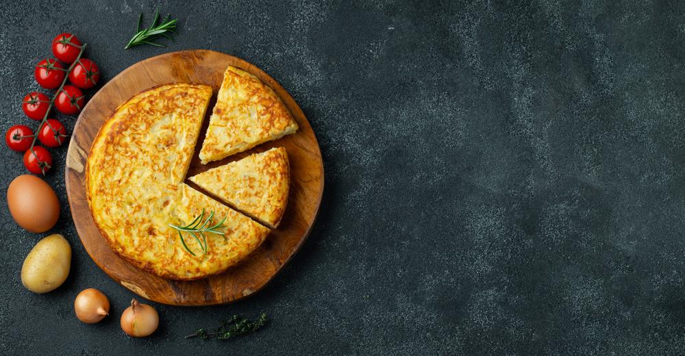 frittata spagnola - tortilla