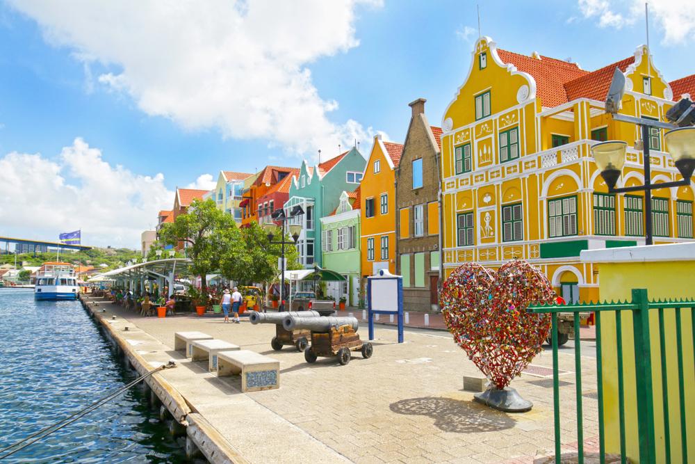 Willemstad, Curaçao. Antille olandesi - vivere ai caraibi