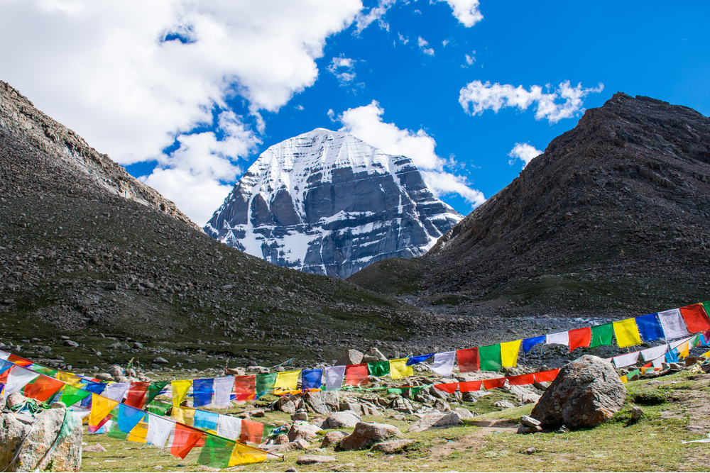 monte kailash - viaggio spirituale in Tibet