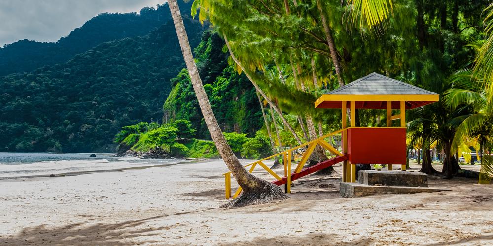 Maracas beach, trinidad e tobago - vivere ai caraibi