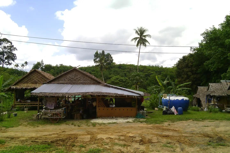 Gaarawè Village