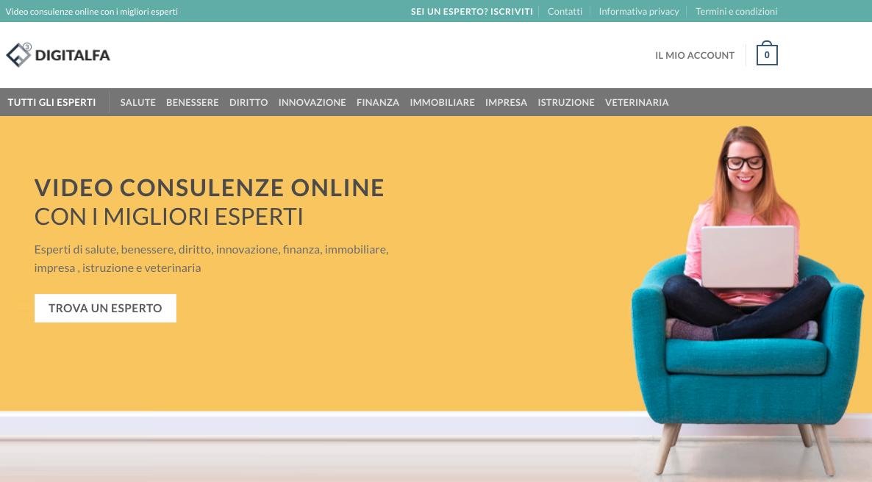 Digitalfa.com: consulenze online
