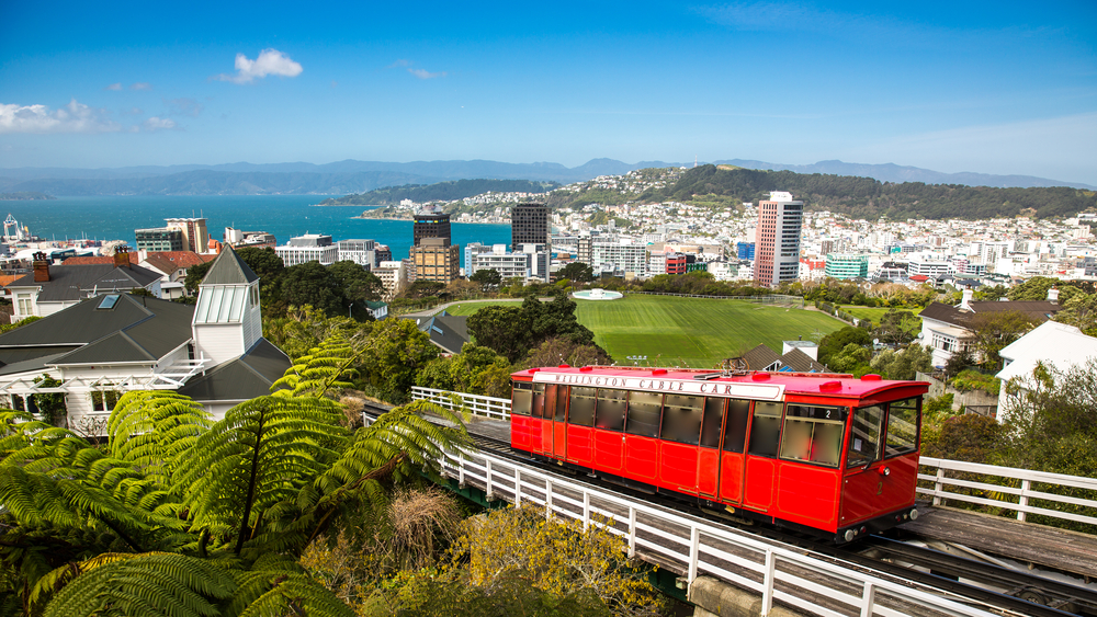 Vivere a Wellington in Nuova Zelanda
