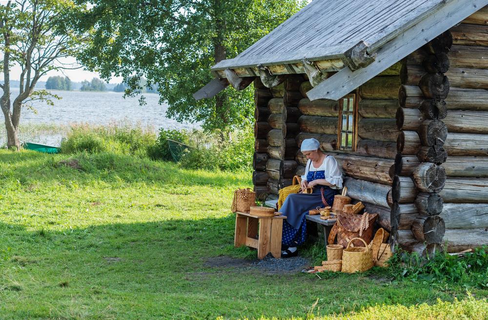 Vivere in un Ecovillaggio donne