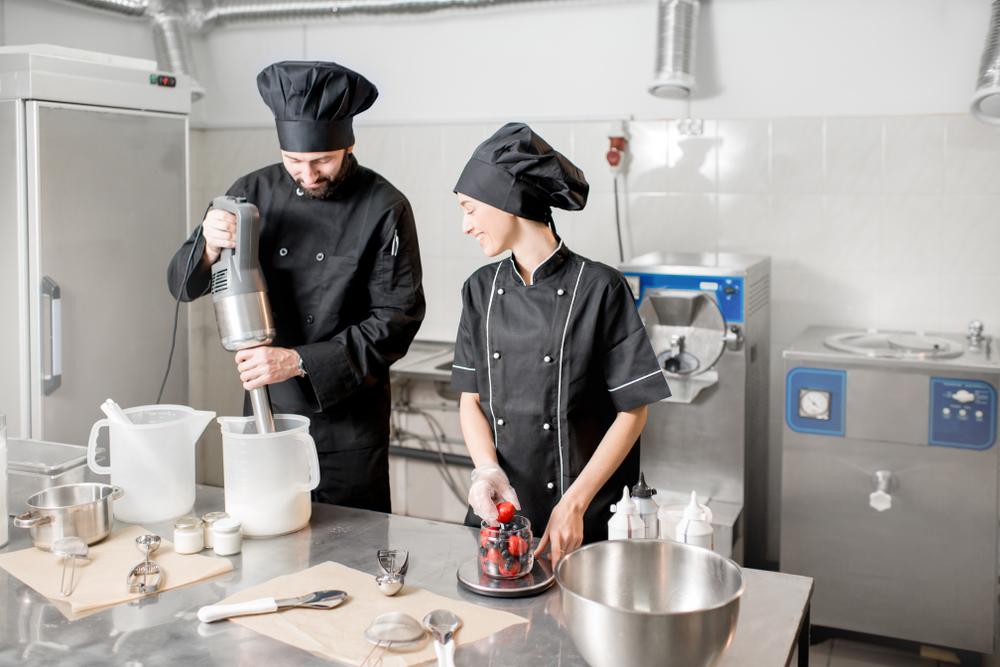 Come aprire un'attività artigianale gelateria artigianale