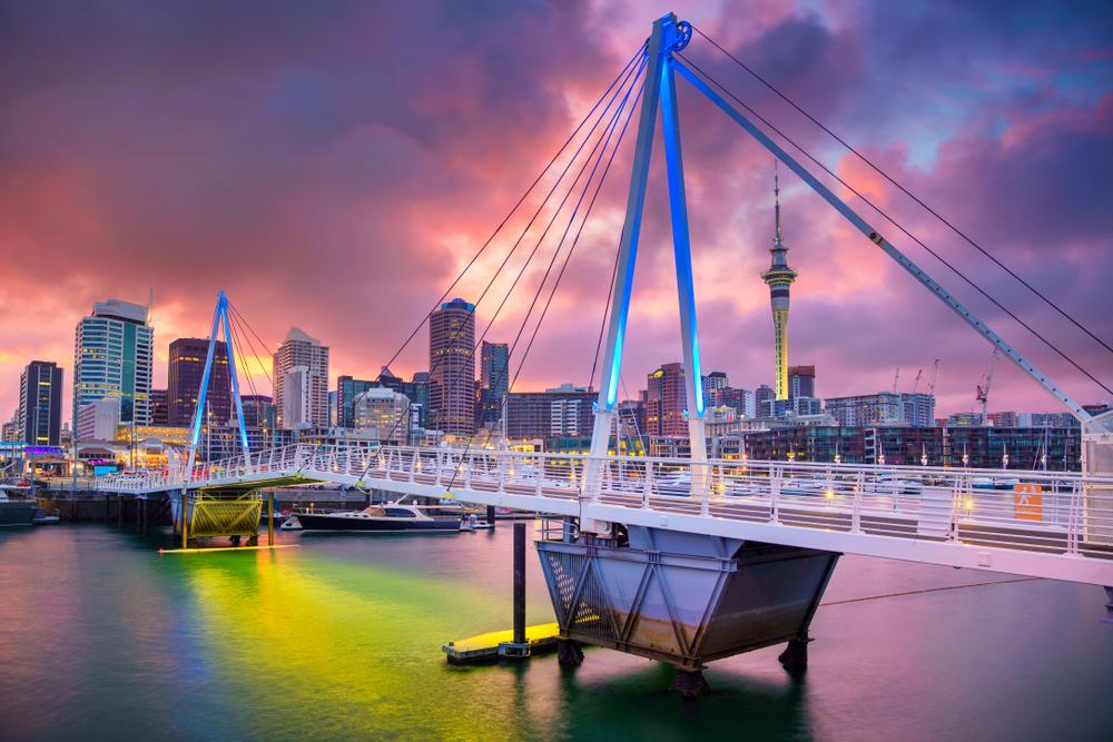 Guida per vivere in Nuova Zelanda: vivere ad Auckland