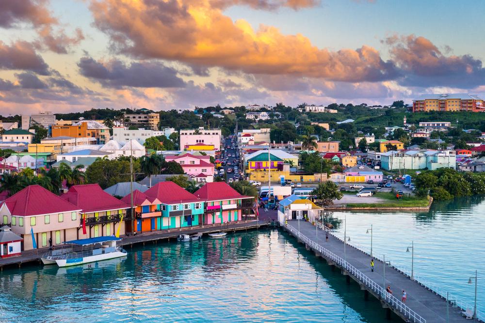 comprare casa ai caraibi - antigua