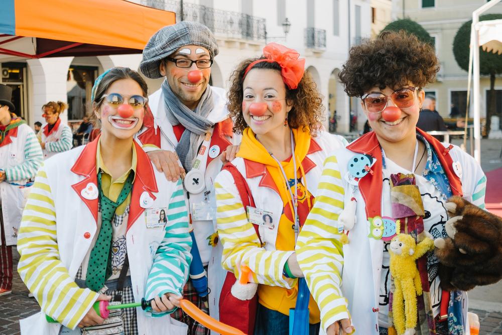 Clownterapia per affrontare lo stress