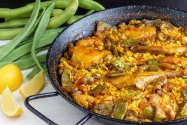 Spagna: ricetta della paella valenciana