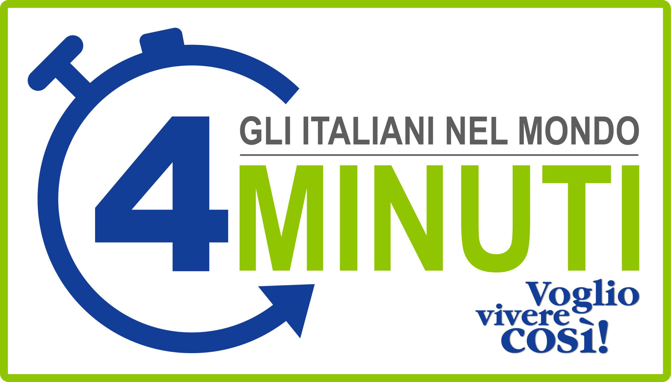 4 minuti - italiani nel mondo