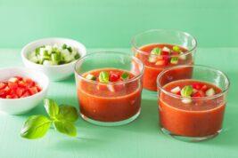 Ricetta del gazpacho andaluso