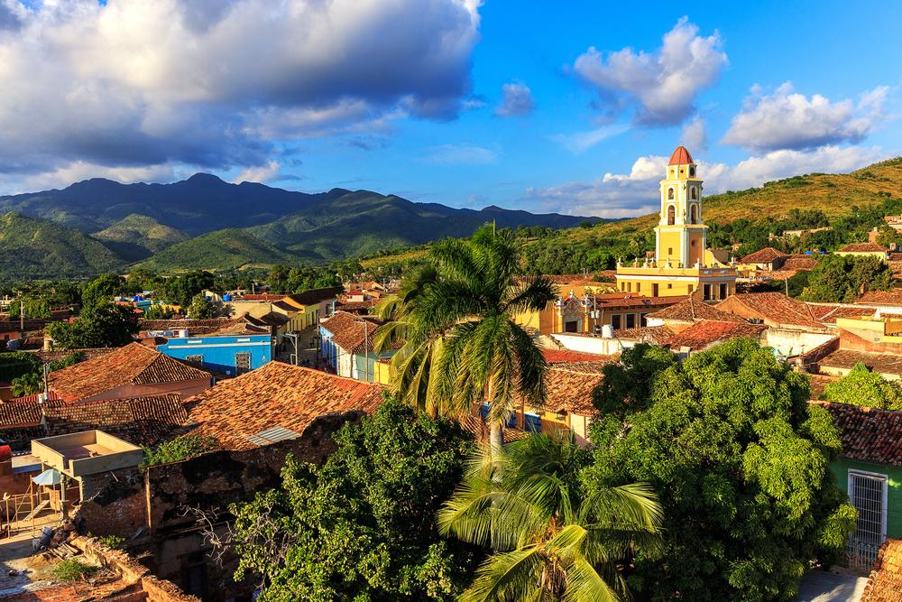 Trinidad su Cuba vivere a cuba