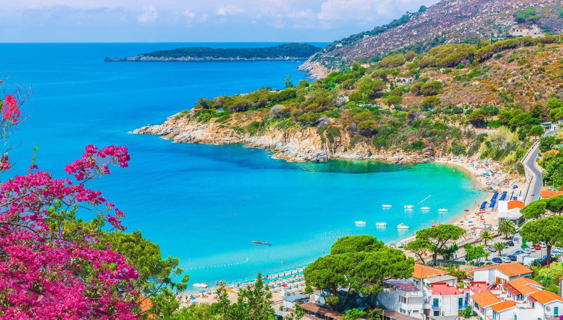 Andare a vivere sull'isola d'Elba