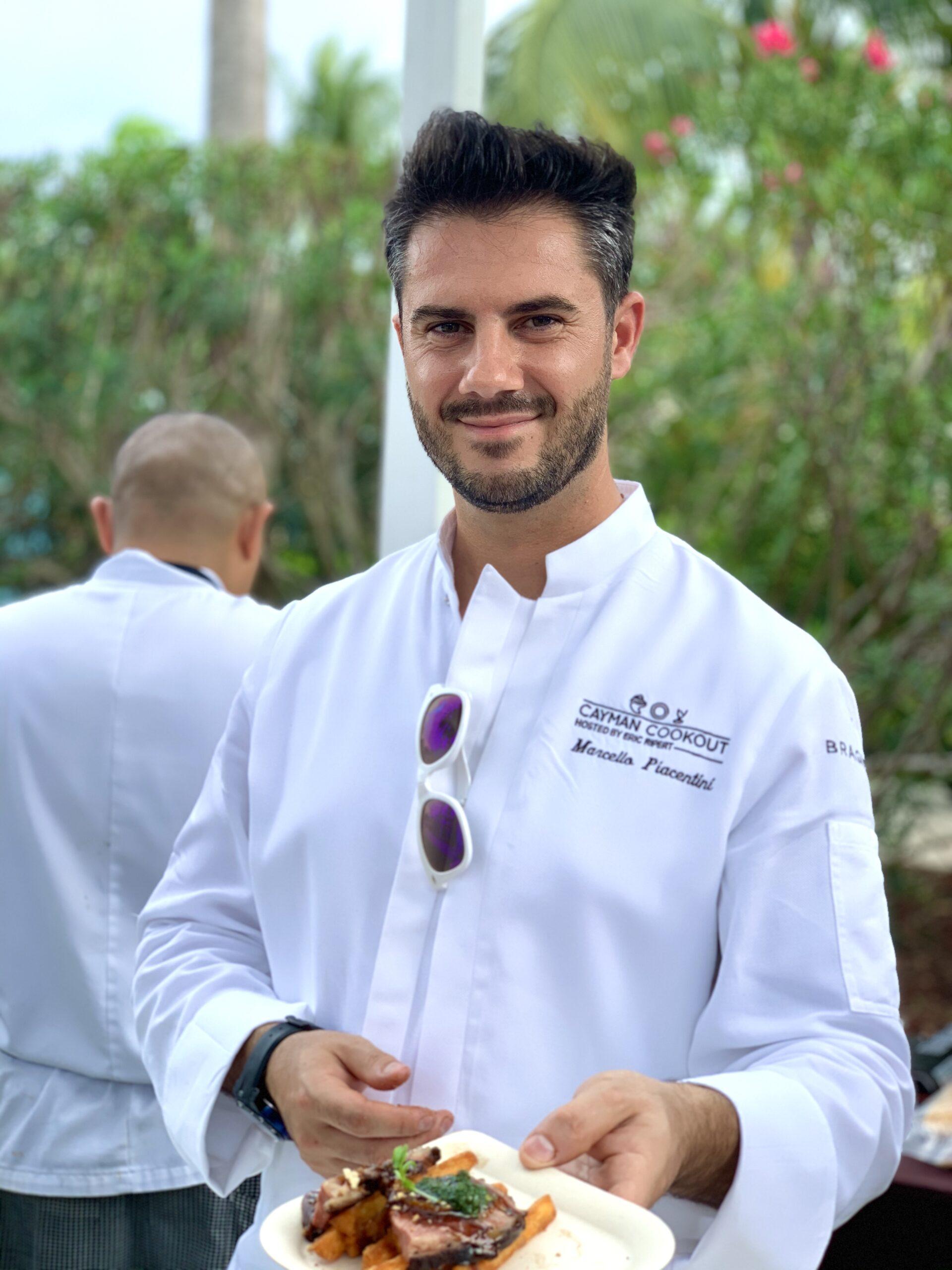 Marcello Piacentini e la sua nuova vita alle Cayman