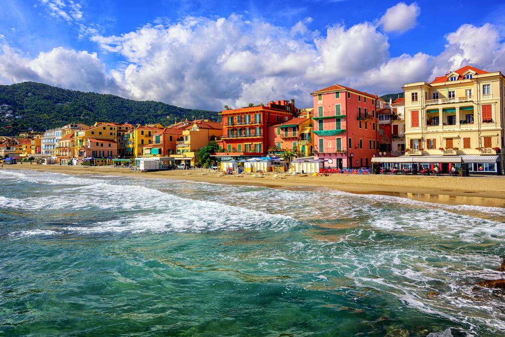 casa al mare italia alassio