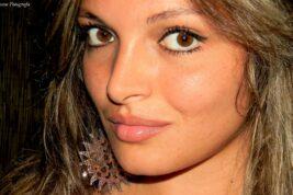 Anna Fusco modella