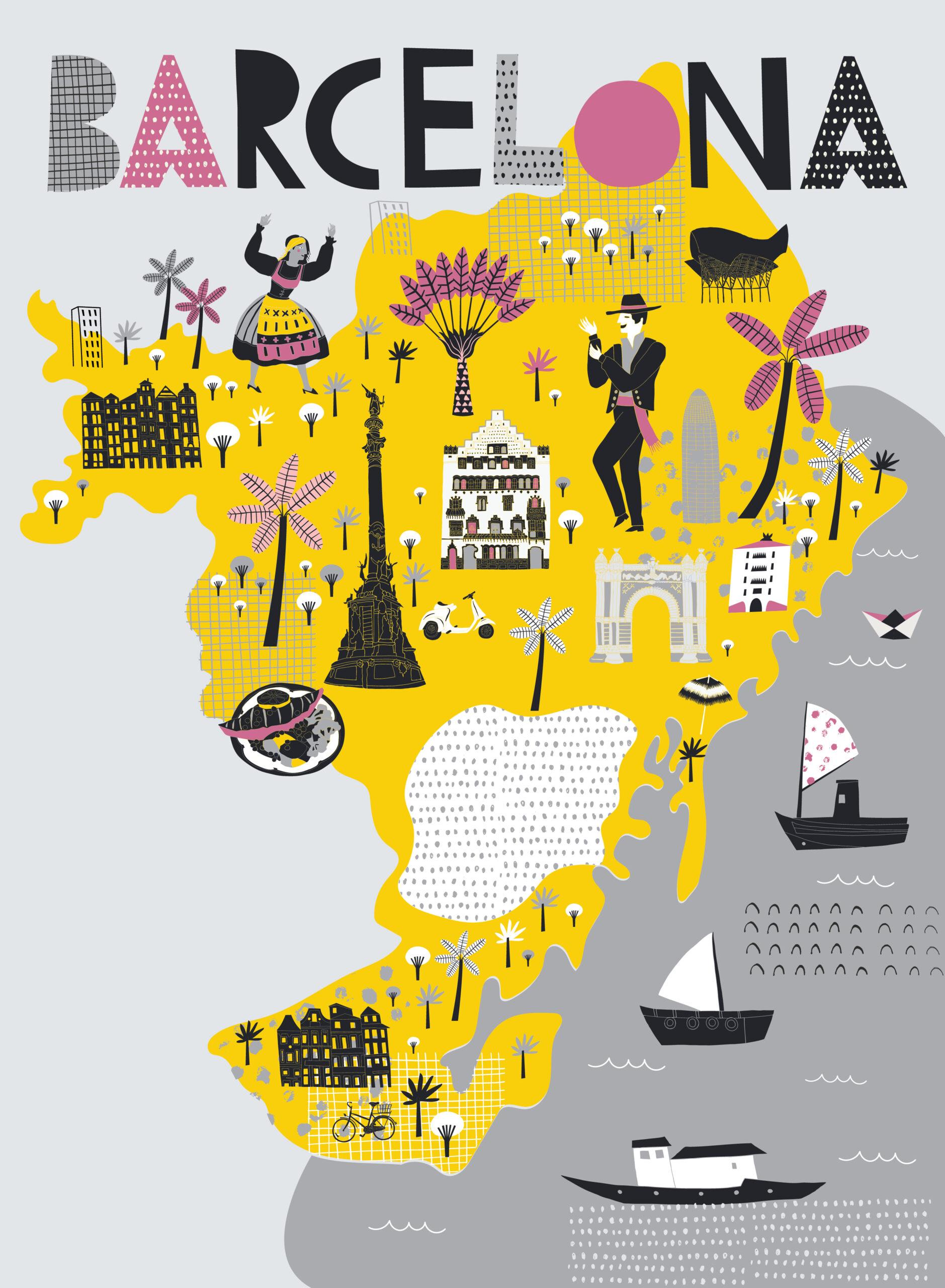 aprire un'attività a Barcellona