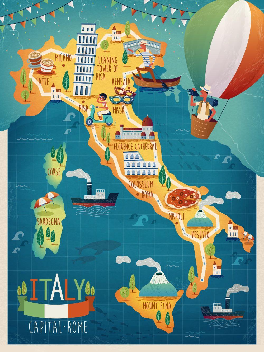 Costo della vita in Italia: ecco dove vivere con pochi soldi