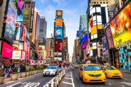 VIVERE A NEW YORK CITY