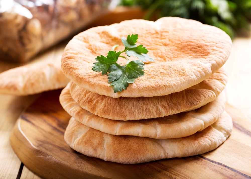 pane pita grecia