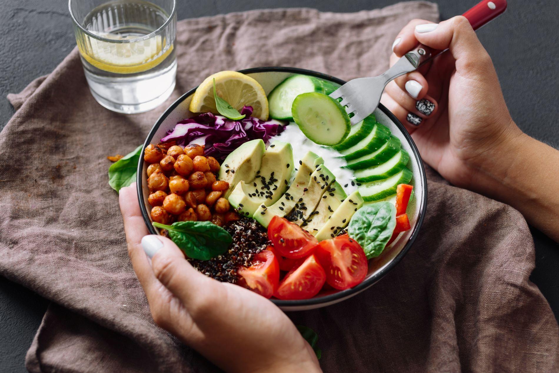 0 consigli per un'alimentazione sana e corretta