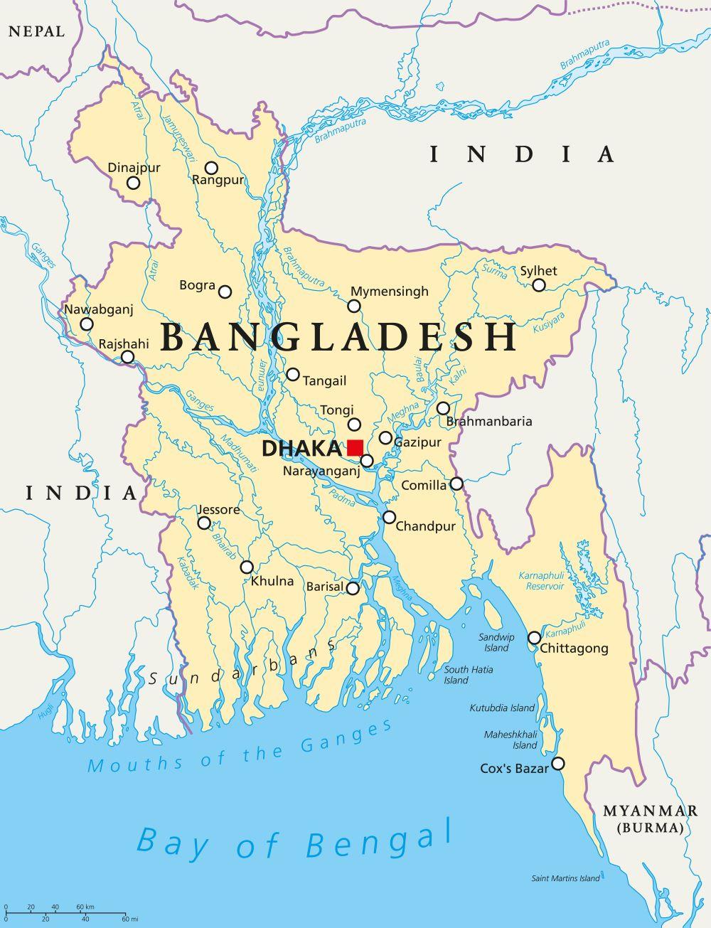 MAPPA BANGLADESH