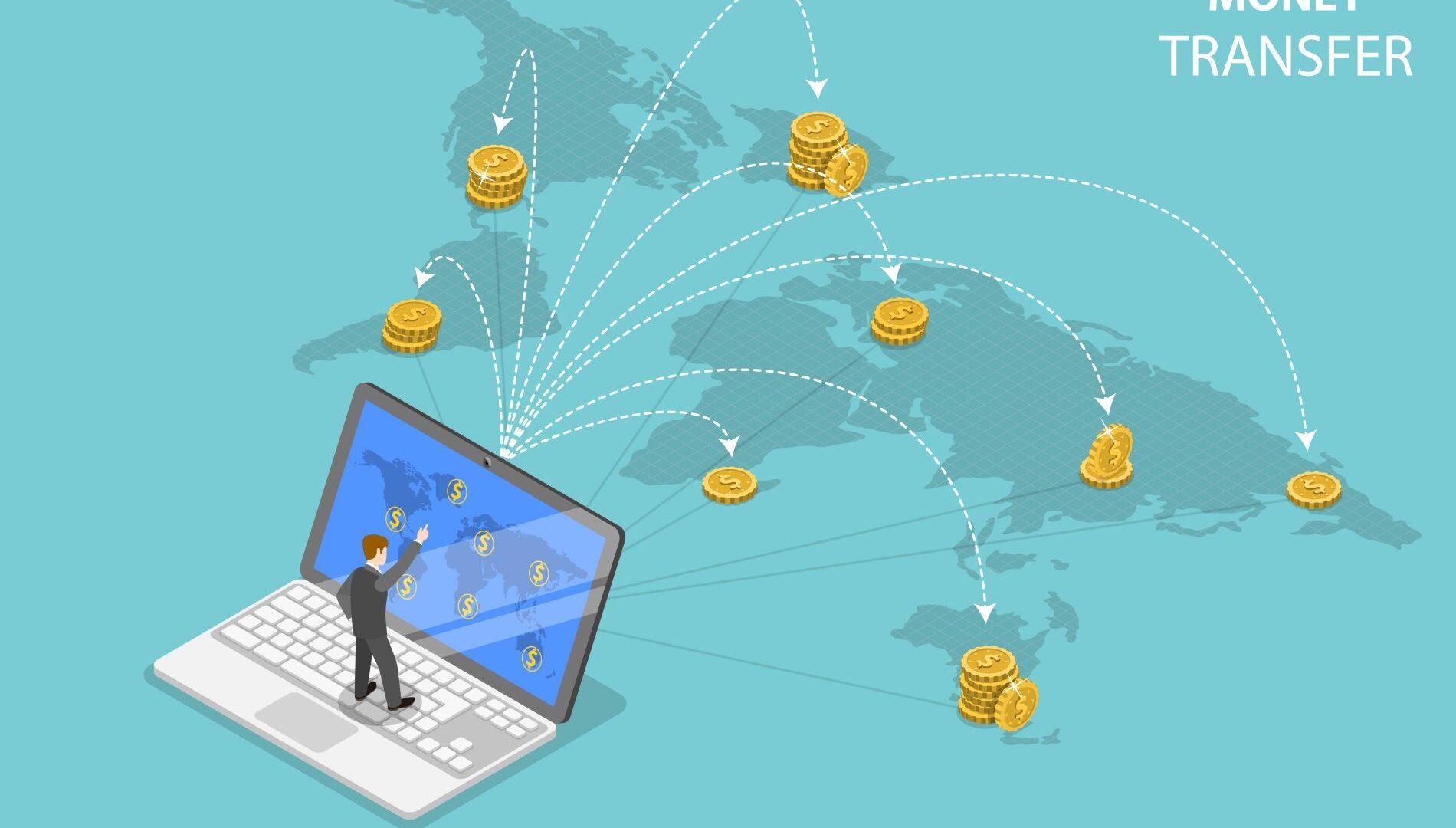 Trasferire soldi all'estero