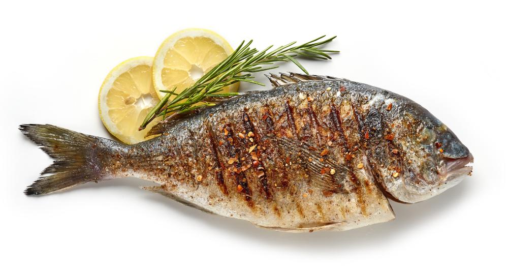 mangiare pesce per alimentazione sana