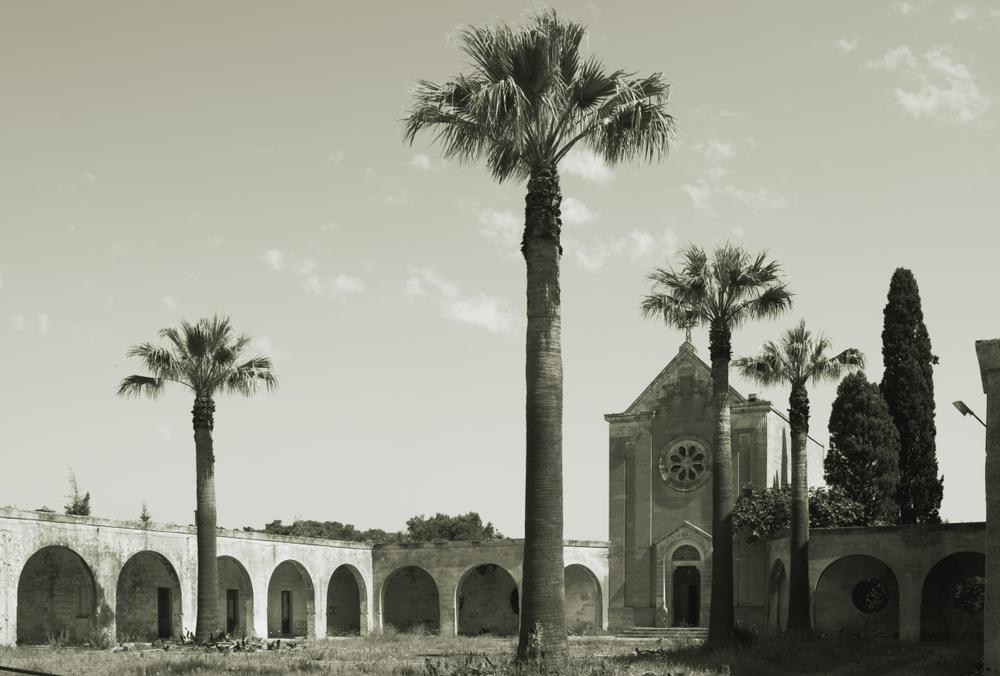 Monteruga, Puglia citta fantasma italia