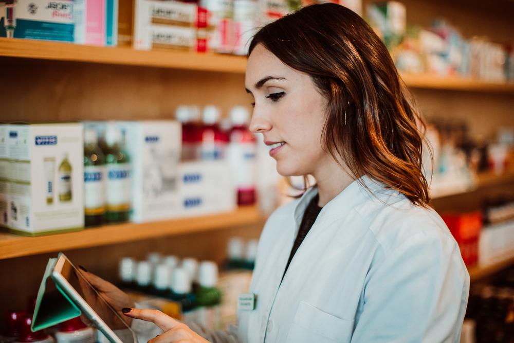 magazziniere farmaceutico
