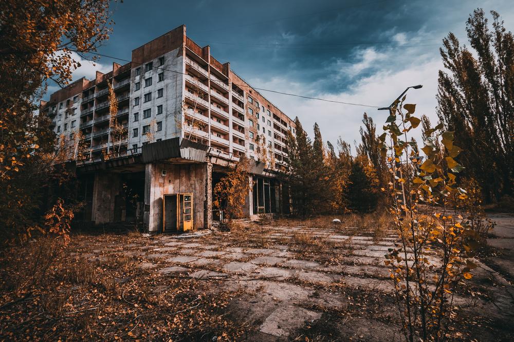 2. Pripyat