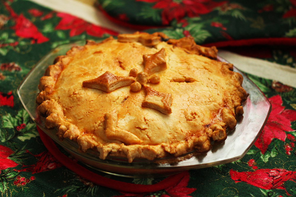 Tourtiere canada