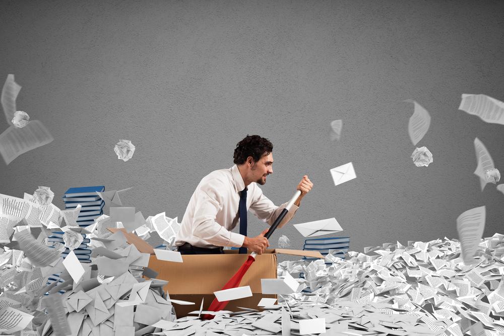lamentarsi della burocrazia