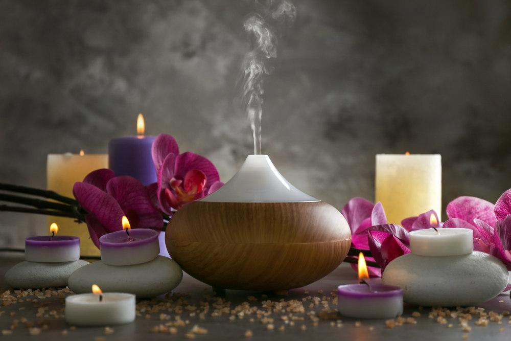 oli essenziali aromaterapia