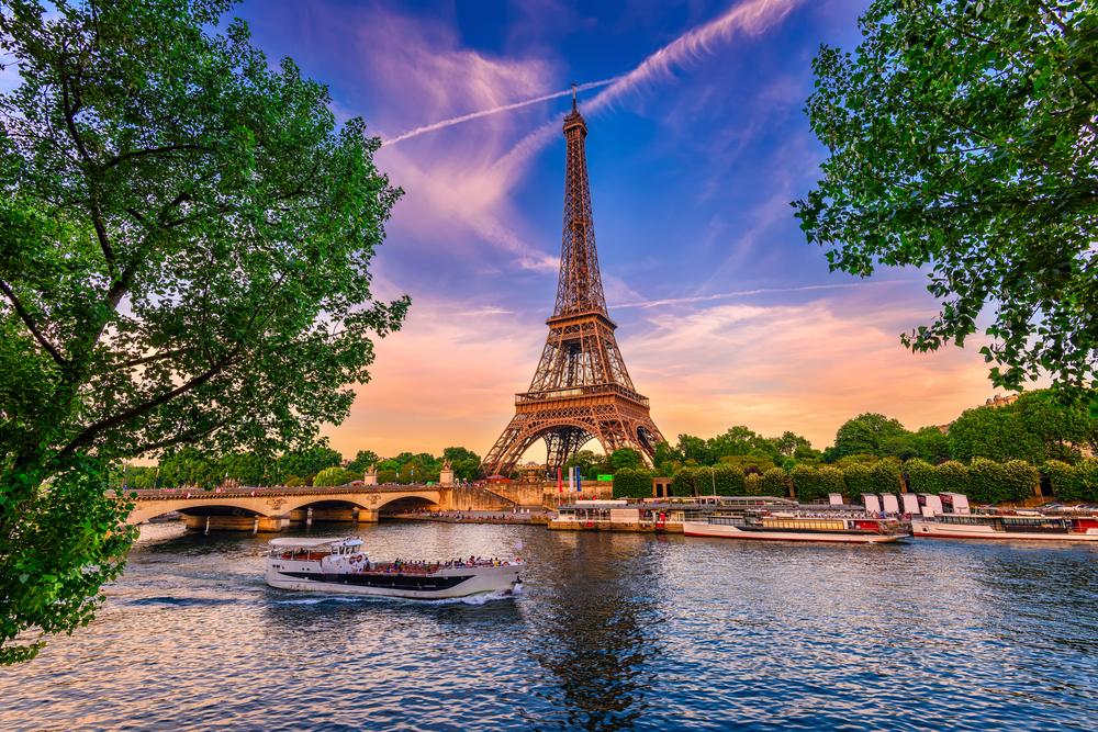 Parigi. The passenger.